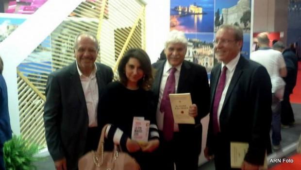 Antonio Laganà, Francesca Frangipane, Nicodemo Oliverio e Franco Laratta